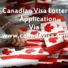 Canadian Visa Lottery 2018/2019 Application - www.canadavisa.com