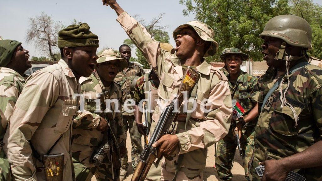 Nigerian Army Recruitment 2019 Application Form – Wonderful