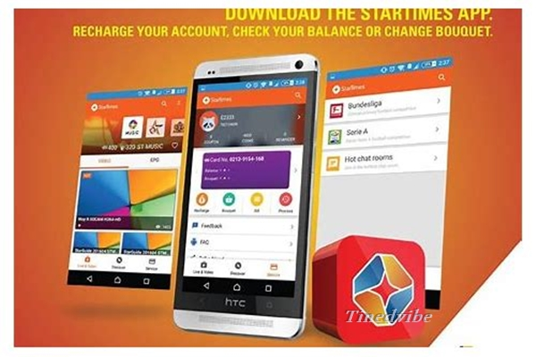 Download StarTimes TV App StarTimes Customer Care