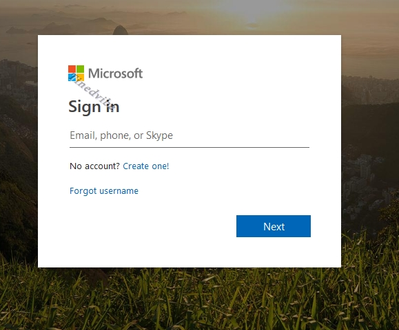 Sign Up Outlook 365 - Outlook
