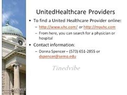 unitedhealthcare provider login