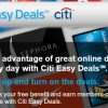 Citi Easy Deals Login
