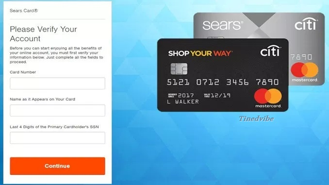 Citi Card Online Payment >> Sears Mastercard login: Apply for a Sears Credit Card ...